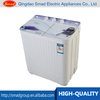 New design Glass Cover mini twin tub washing machine semi auto washing machine