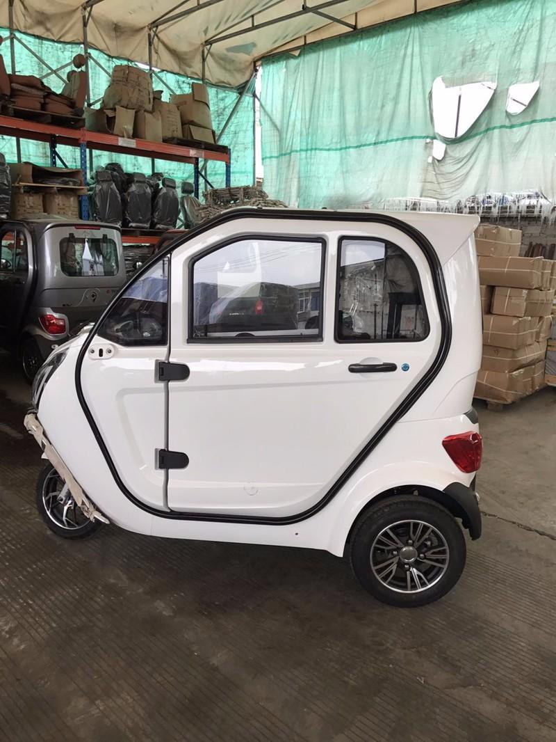 Elektrische Dreirad 3 Rad Elektrische Auto 3 Sitzer
