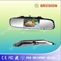 American License Plate Mount Camera and car rear view bluetooth camera