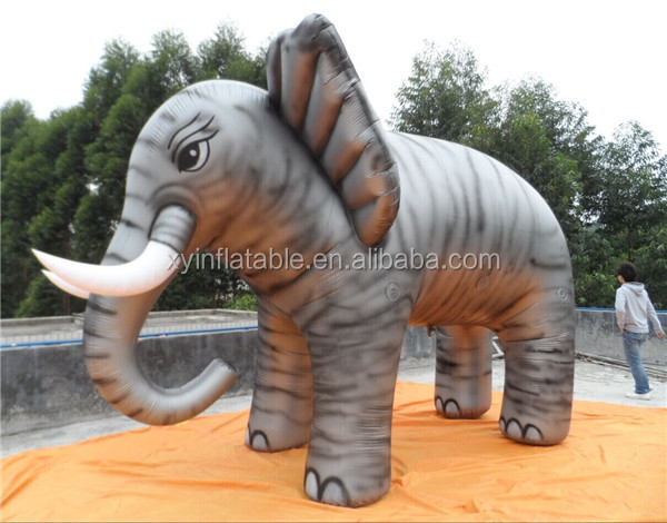 2017 New products inflatable flying elephant balloon,elephant balloon for parade