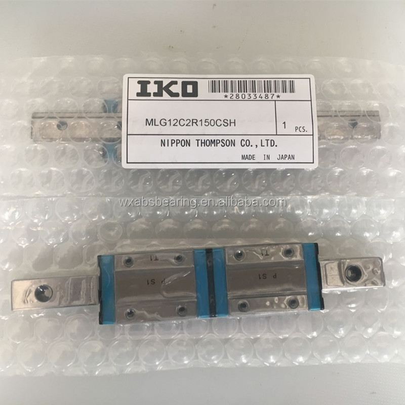 Original IKO Linear Way MLG12 Linear Slide Unit MLG12C2R150CSH