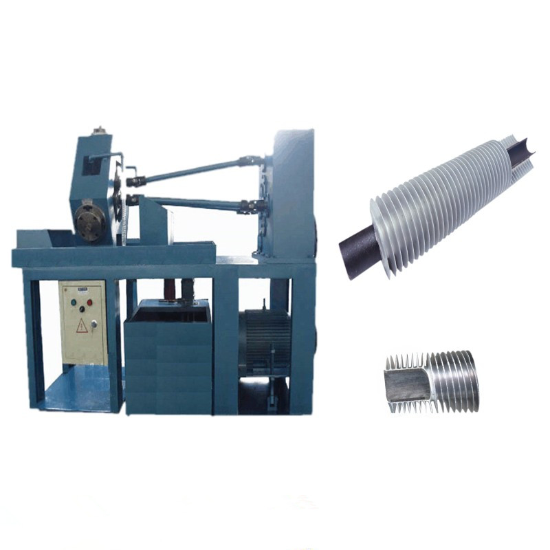 TOP1 aluminum and copper high extruded fin tube <strong>machine</strong> by bang win