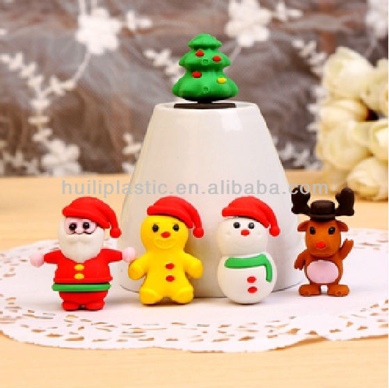 custom plastic mini plastic christmas figurines,Manufacture OEM design mini plastic figurines for christmas