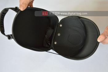 RLSOCO Custom Baseball Cap Storage Bag Cap Hat Carrier Case U0026 Packing  Travel Box