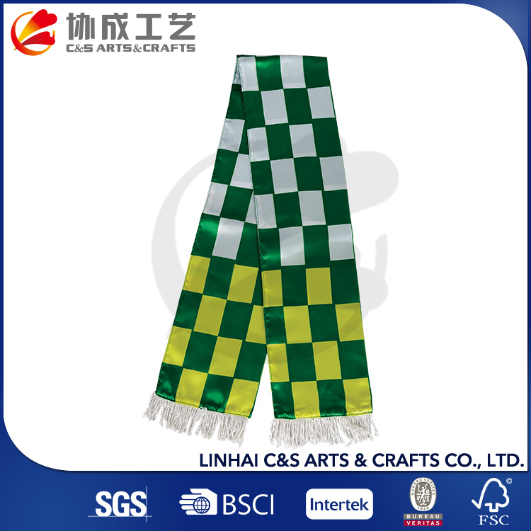 Promotional Custom Printing Cheap Wholesale Printed Sport Scarf
