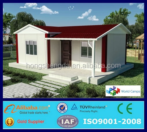 Prefabricated House Wall Panels Prefab House Villa View