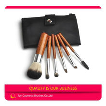 6pcs makeup brush set free sample