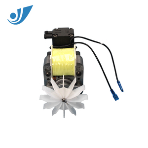 super quiet Specializing in the production of fine mist fan pump mist fan water with spray pump