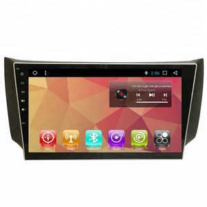 10.1 inch android gps car navigation for Sentra/Sylphy/Almera auto radio dvd head unit
