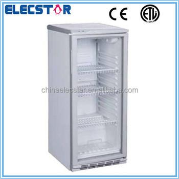 118l Small Single Glass Door Display Coolercommercial Beverage