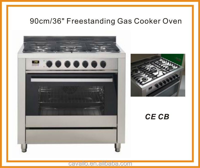 Hot And Newly 900mm Freestanding Gas Cooker Oven