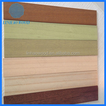 2 Inch Solid Wood Venetian Blind Slats