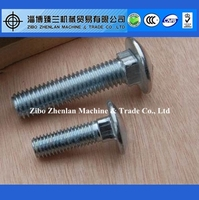 wholesale nuts and bolts stainless steel 304 316 316l carriage bolts