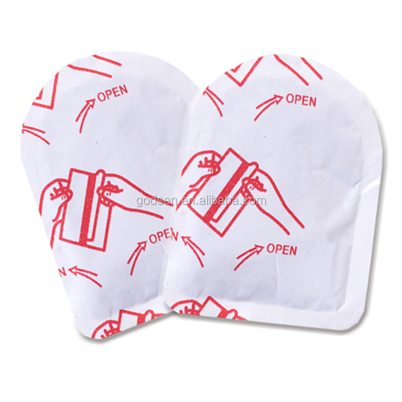 Du ventre chaud patch menstruations warmer pad