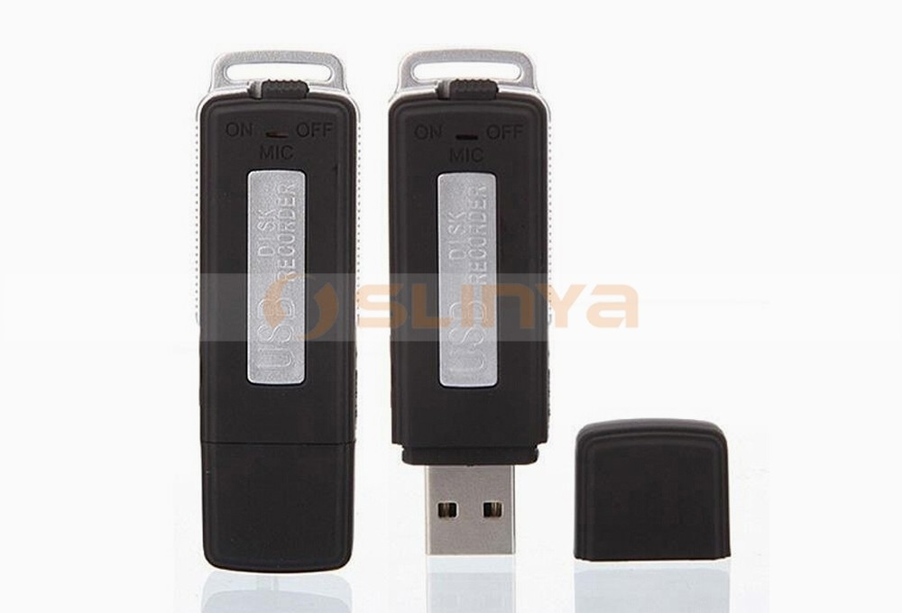 Bulit-in MP3 Player Multifunctional 8GB U Disk Voice Recorder