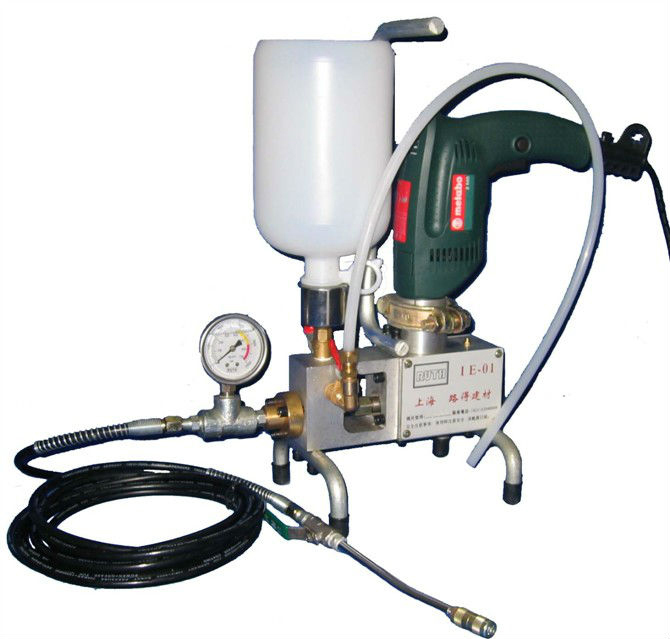 Pu Injection Grouting Pump For Waterproofing Buy Pu