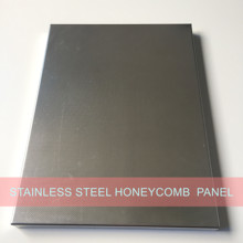 Aluminum honeycomb panels aerospace