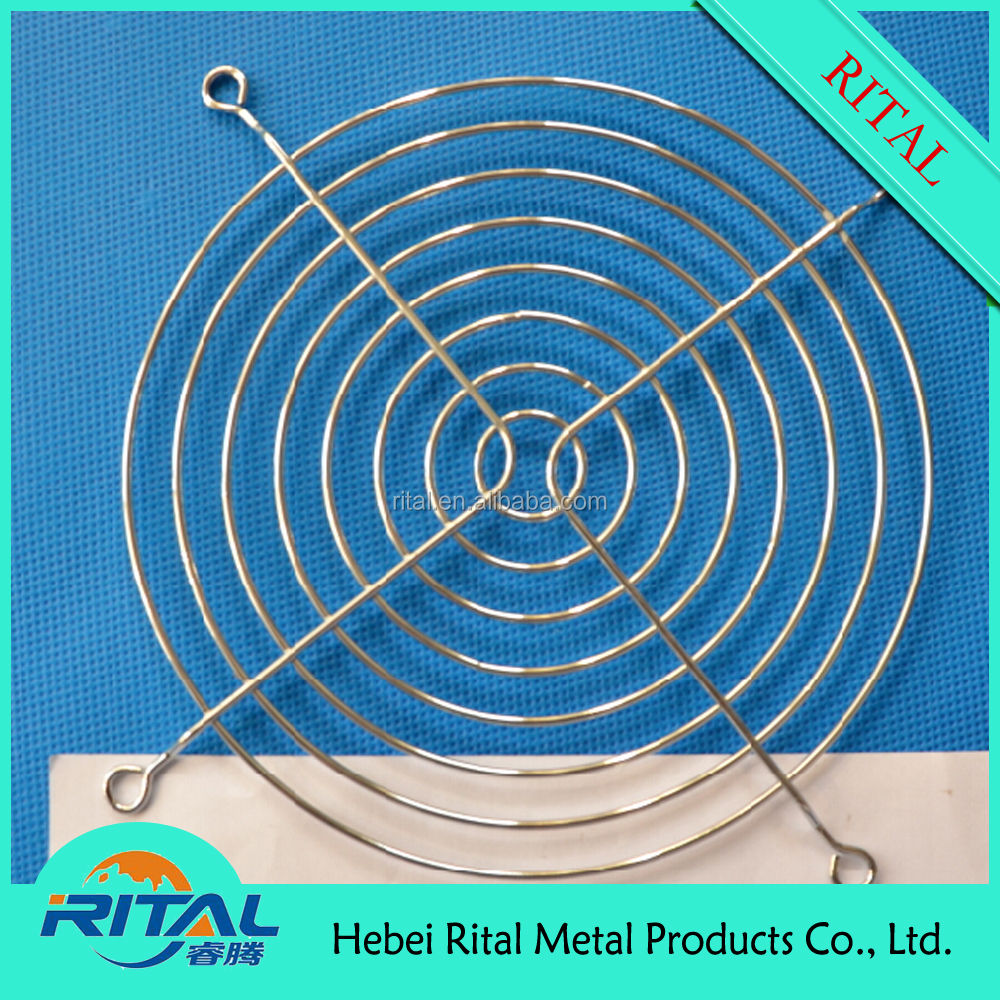 Customized Design Metal Air Conditioner Fan Guard Grill