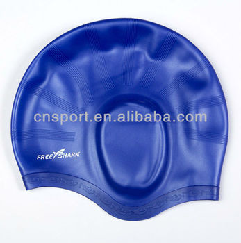 YSC-108 ear protection design your own swim cap