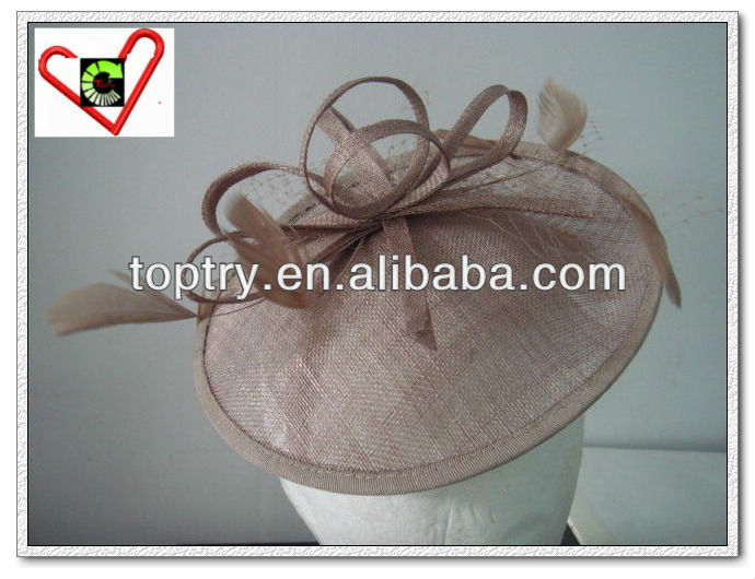 The new fashion bride veiling fascinator