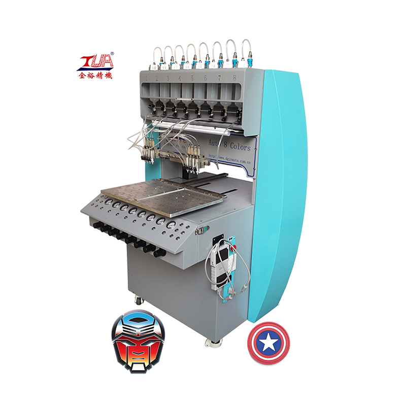 jinyu High quality automatic soft pvc gifts making machine