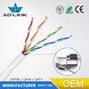 utp cat5e cables 0.5mm cca ccs cu china electric cable networking