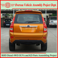 Not Used Japanese Suv Diesel Cars But China New Right Hand Drive ...