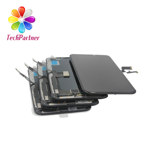 Direct Factory JK ZY GX X XS original OEM flexible Soft AMOELD OLED  for lcd iphone X screen assembly for iPhone X display