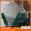 China Factory Low Price Hot Dipped Galvanized Razor Wire Barbed Wire
