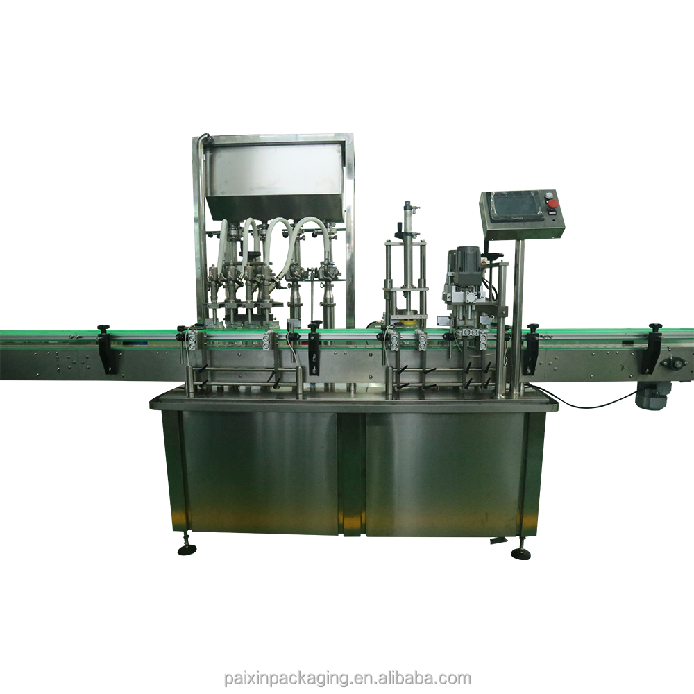 Independent patent ultra clean can chili sauce fill and seal machine can filling line