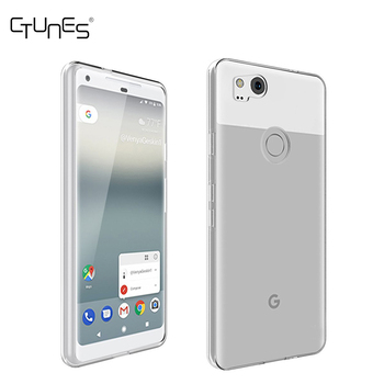 official photos 984ee c4ad4 For Google Pixel 2 Case Ultra Slim Thin Scratch Resistant Clear Tpu Rubber  Soft Skin Silicone Case Cover For Google Pixel 2 - Buy For Google Pixel 2  ...