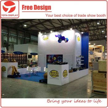 Exhibition Stand Parts : Yota offer rental wood structure trade show stands for modena