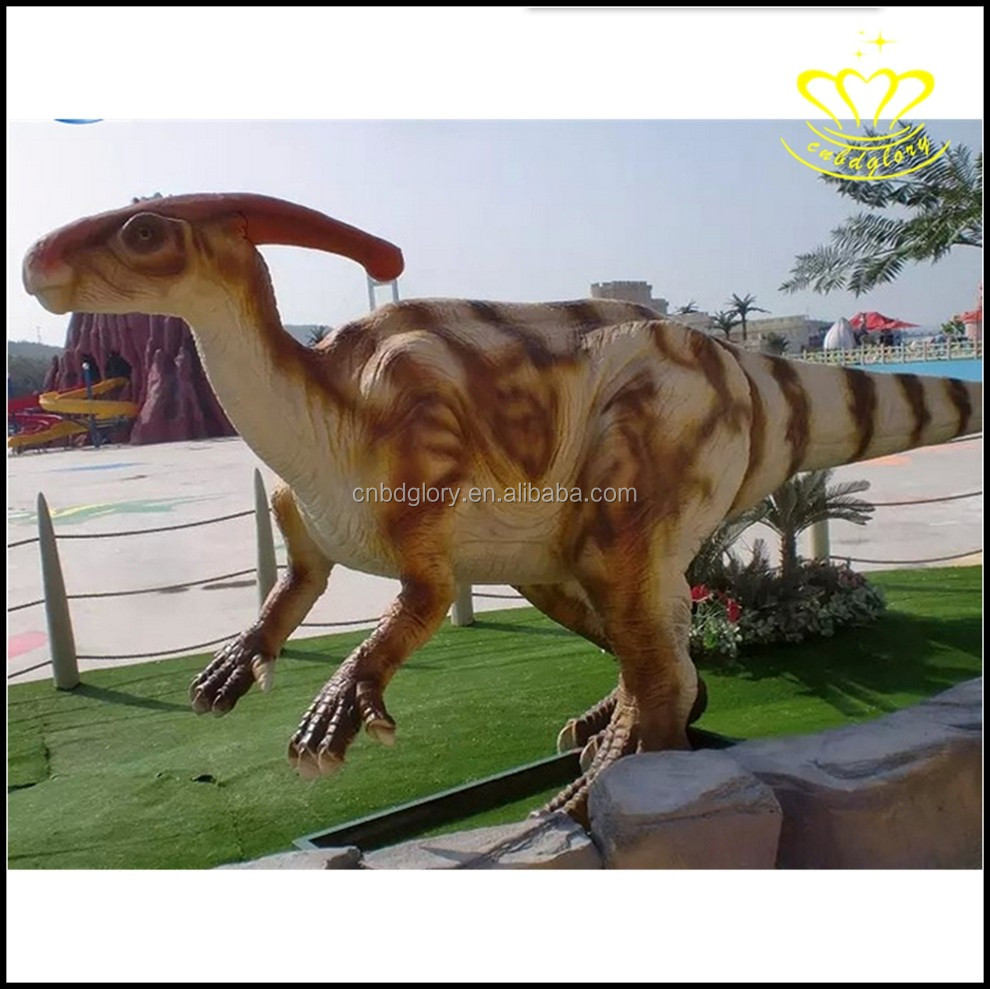 Outdoor Amusement park garden decoration china suppliers New product lifelike giant animatronic dinosaur