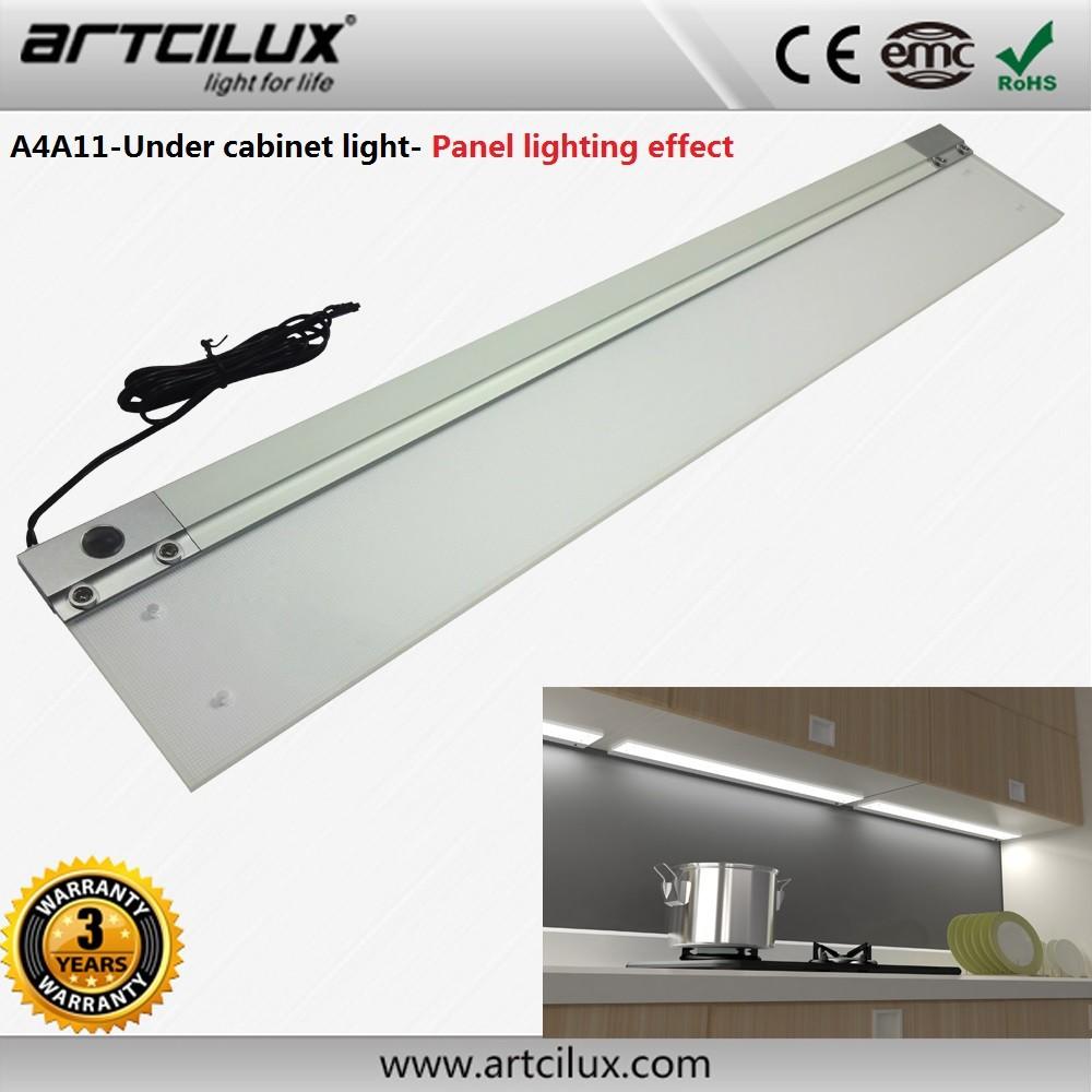 Top one ir sensor luces led para armarios cocina encimera for Luces led a pilas para armarios