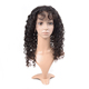 New 30 inch kinky curly human hair full lace wig blonde,cuticle aligned remy hair wigs,real human shy hair wigs unprocessed