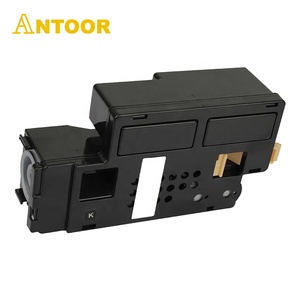 Compatible 332-0399 Black Color Toner Cartridge for Dell Printer C1660W