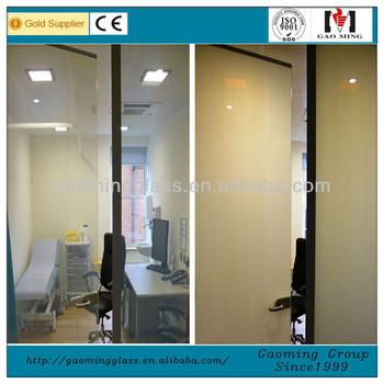 Switchable pdlc smart glass door buy smart glass doorinterior switchable pdlc smart glass door planetlyrics Gallery
