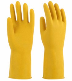 Famous brand body guard biodegradable disposable gloves