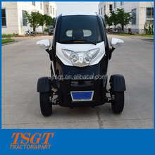 Three Seats price 4 wheels Electric Mini Cars from China