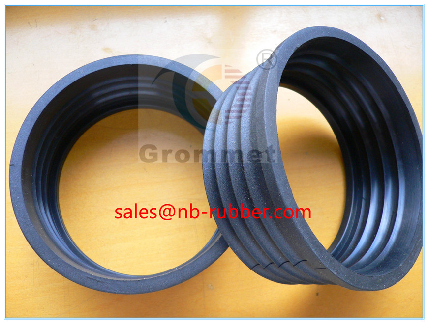 Grommets for pvc pipe rubber gasket use on and tank