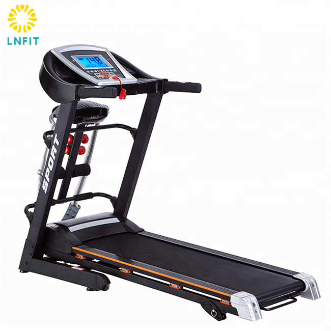 Home use <strong>fitness</strong> electric running machine motorized folding treadmill