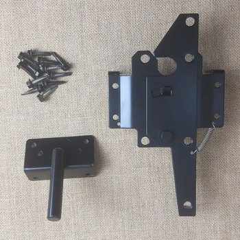 Stainless Steel Vinyl Fence Gate Lock Buy Fence Gate