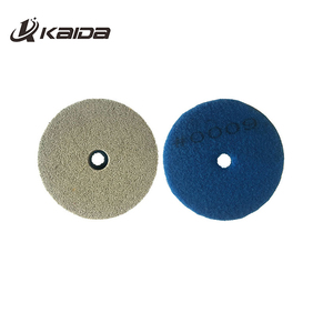 5mm Thickness Diamond Hook and loop Back Floor Disc