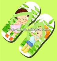 EVA foam children flip flop