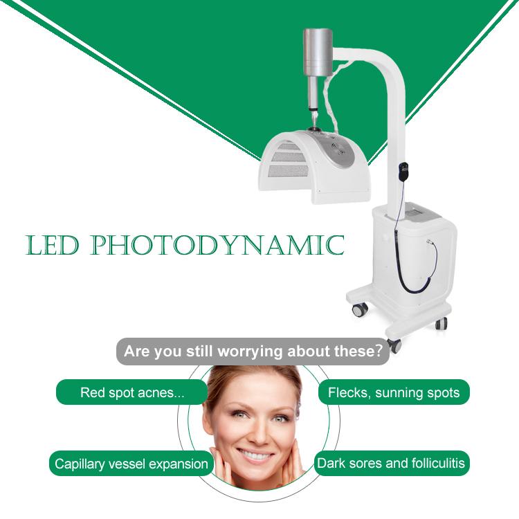 Bio Pdt Skin Whitening Machine Dpl Led Light Therapy - Buy Dpl Led Light  Therapy,Bio Light Therapy Pdt Skin Whitening Machine,Light Machine Product  on