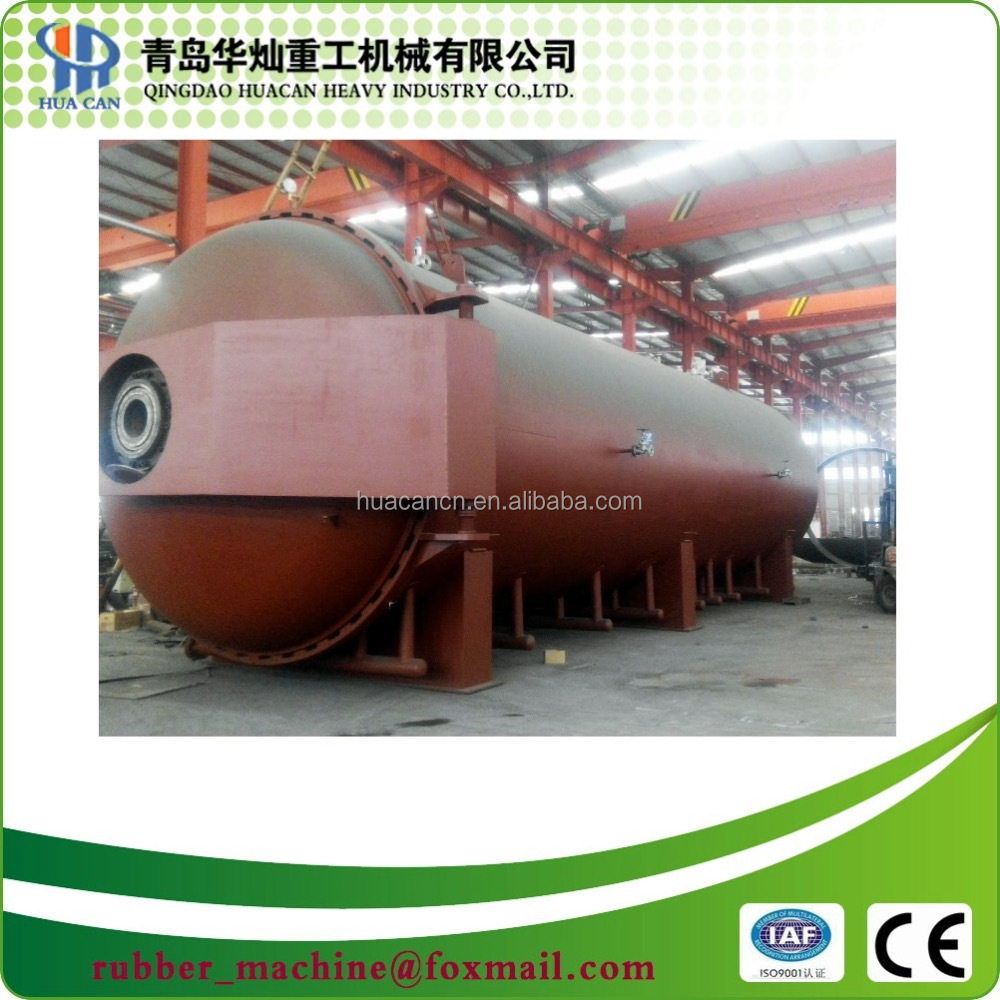 Pressure wood treatment equipment for sale