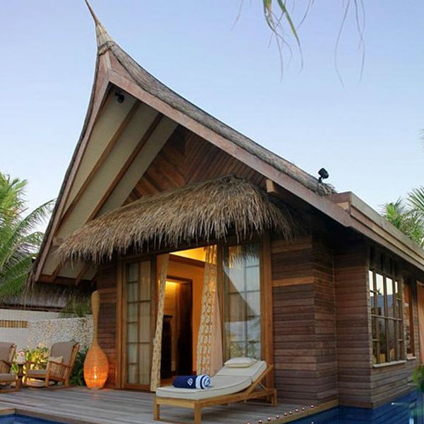 Thatch Roof Protection Synthetic Thatched Tiki Hut Palapa