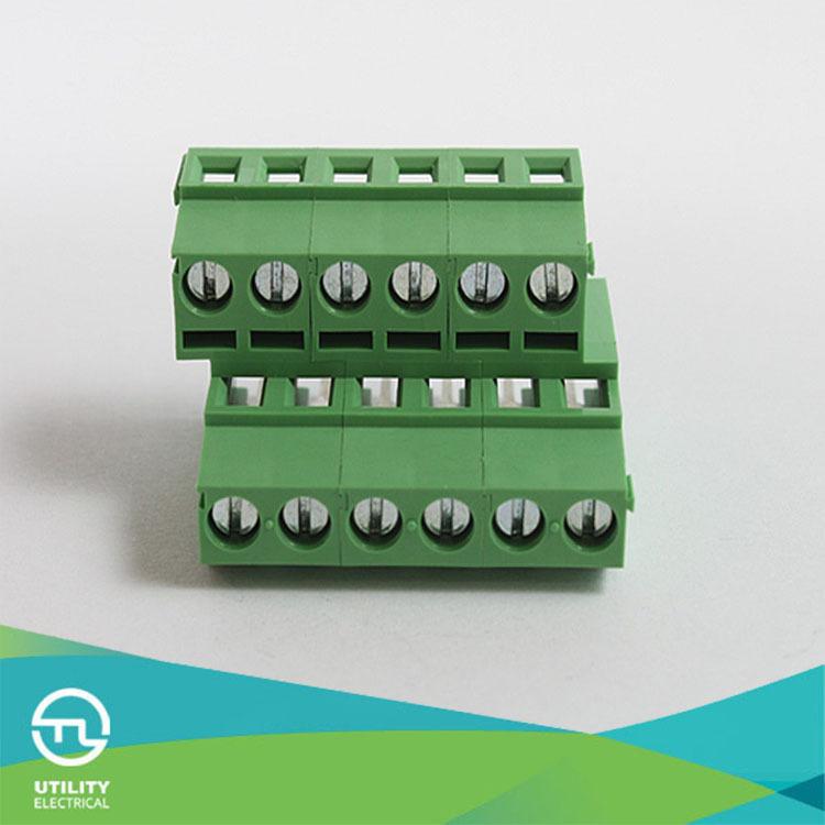 Wago Plastic Electrical Screw Terminal Blocks/header Connectors ...