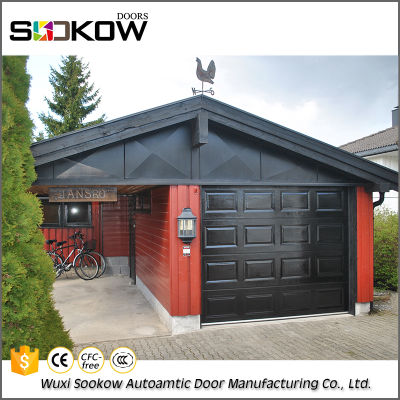 Factory supply steel barn door garage door panels sale