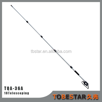 Tqa 36a 4500psi 18ft 5 Section Telescoping Gutter Cleaner